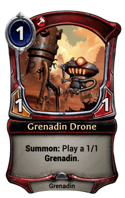 Card image for Grenadin Drone