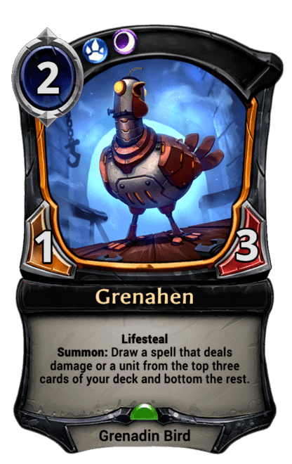 Card image for Grenahen