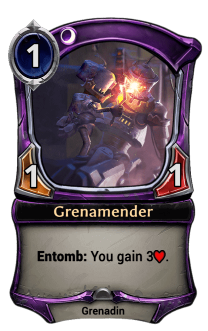 Card image for Grenamender