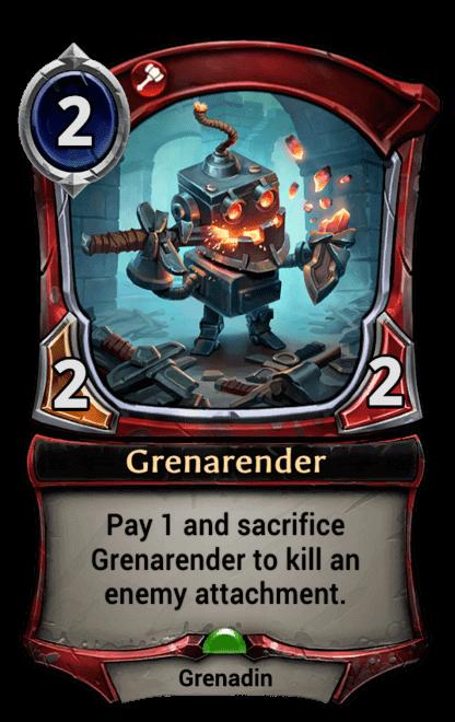 Card image for Grenarender