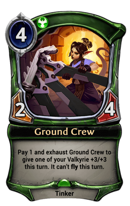 Card image for Ground Crew