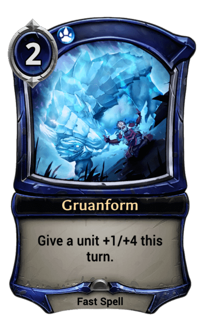 Card image for Gruanform