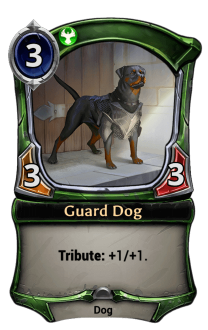 Card image for Guard Dog