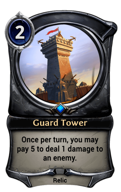 Card image for Guard Tower