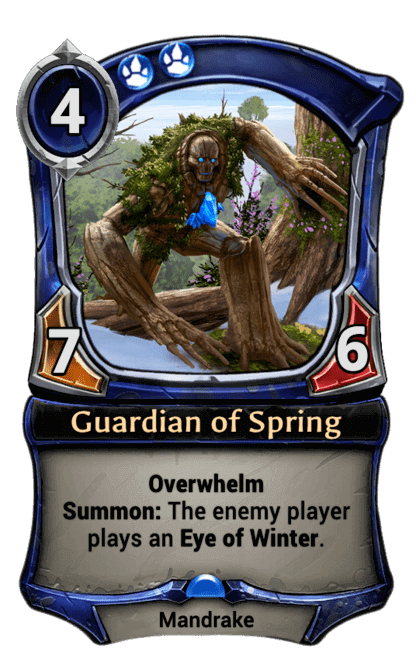 Card image for Guardian of Spring