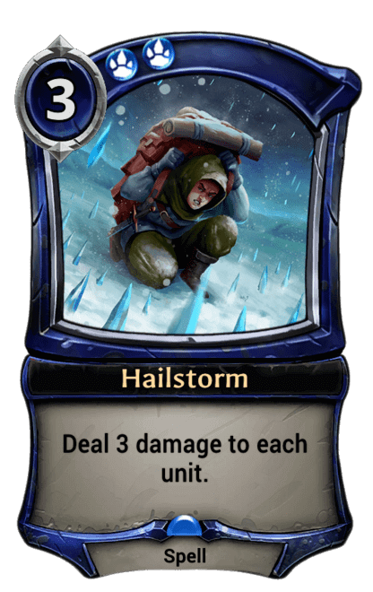 Card image for Hailstorm