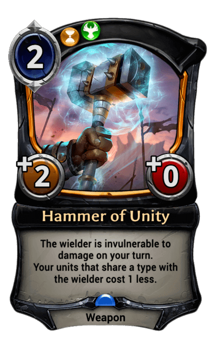 Card image for Hammer of Unity