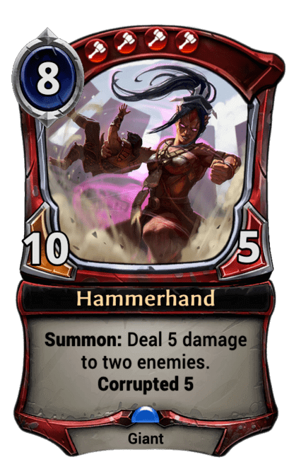 Card image for Hammerhand