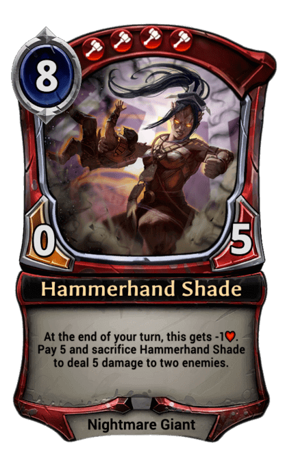 Card image for Hammerhand Shade