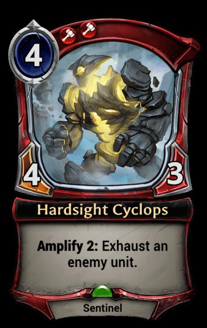 Card image for Hardsight Cyclops