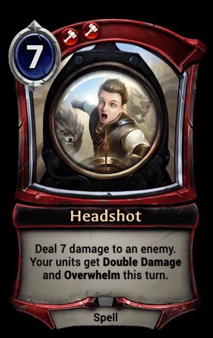 Card image for Headshot