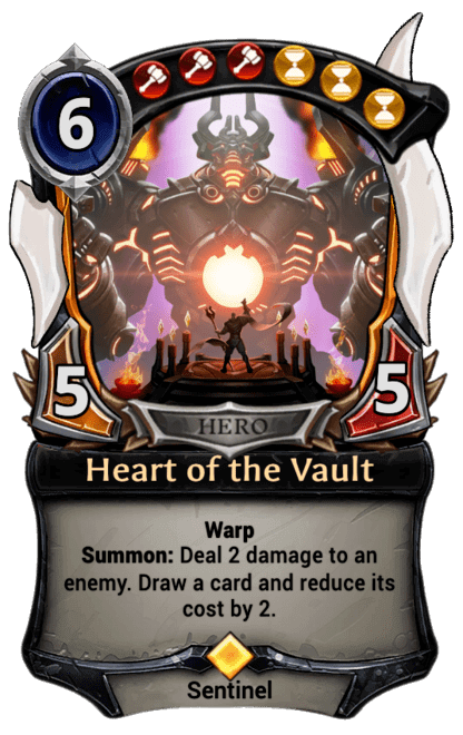 Card image for Heart of the Vault