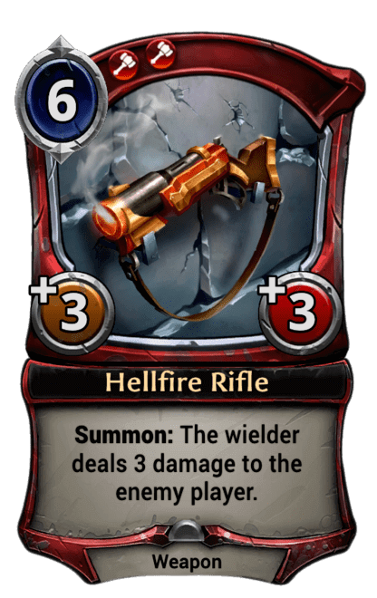 Card image for Hellfire Rifle