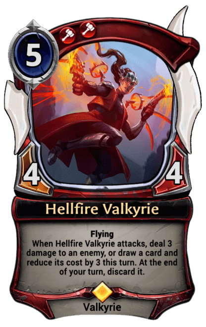Card image for Hellfire Valkyrie