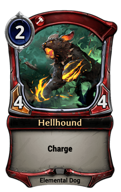 Card image for Hellhound