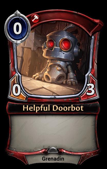 Card image for Helpful Doorbot