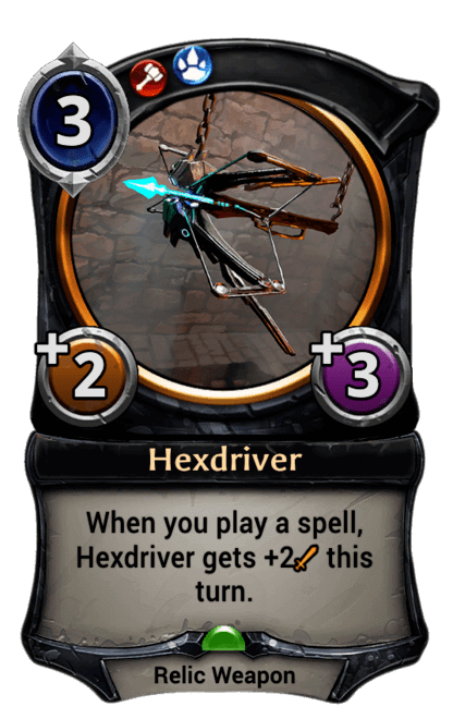 Card image for Hexdriver