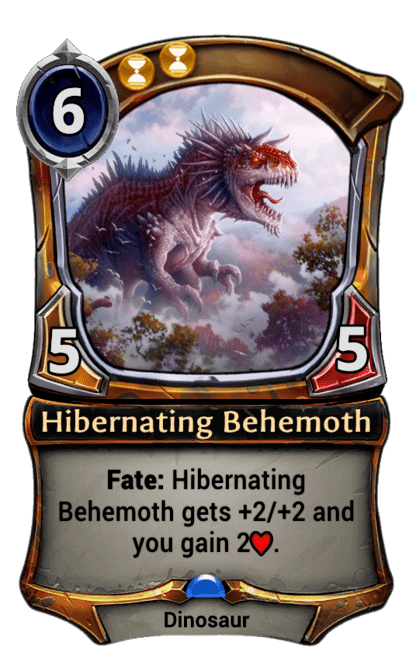Card image for Hibernating Behemoth