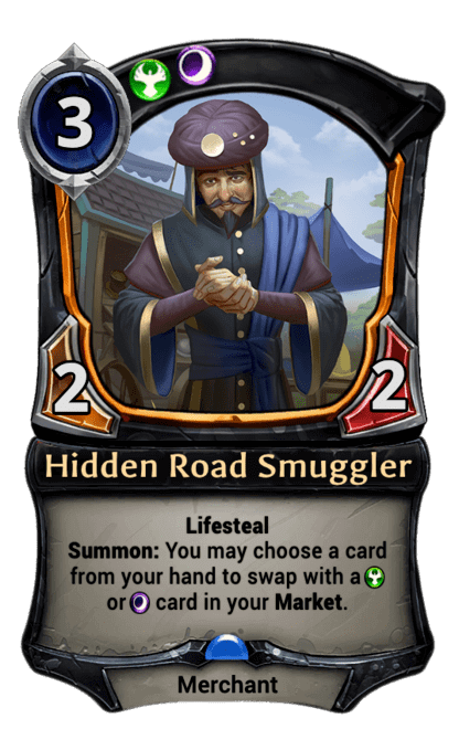 Card image for Hidden Road Smuggler