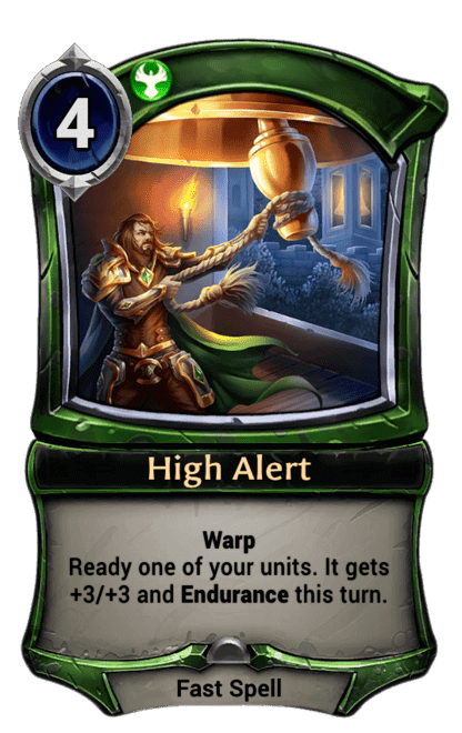 Card image for High Alert