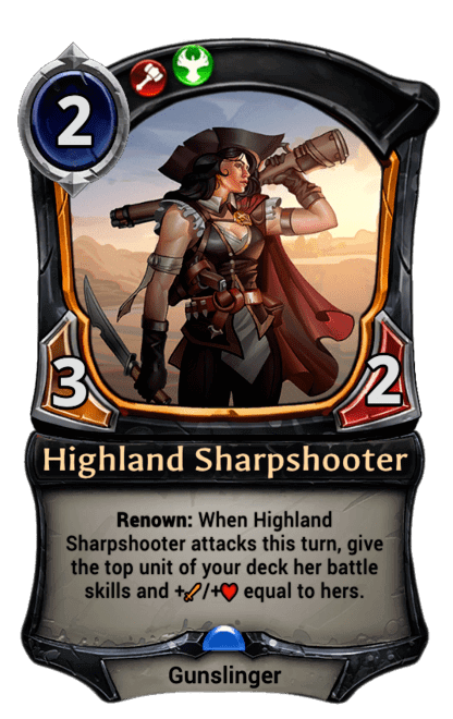 Card image for Highland Sharpshooter