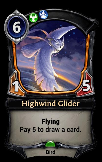 Card image for Highwind Glider