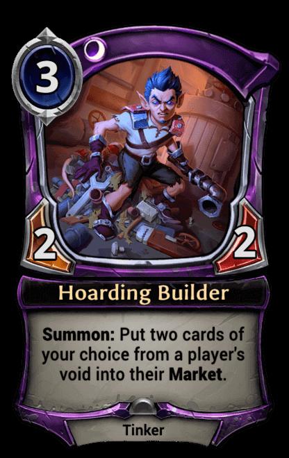 Card image for Hoarding Builder