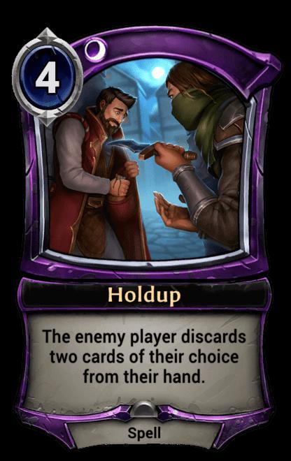 Card image for Holdup
