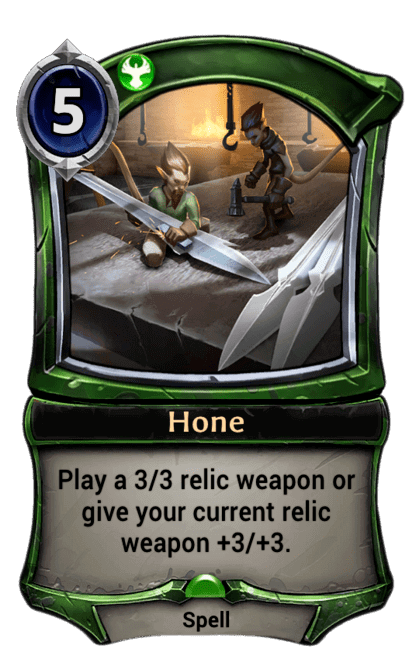 Card image for Hone