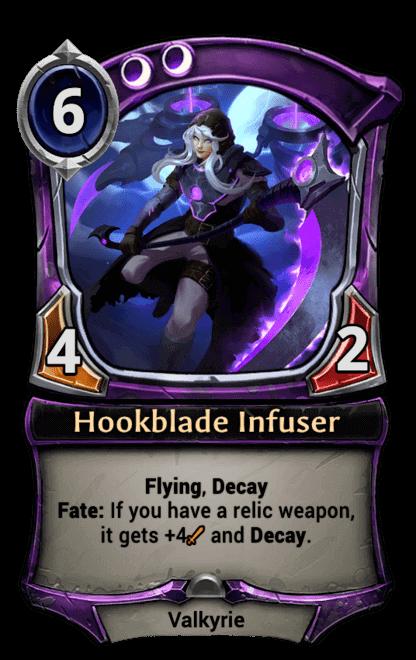 Card image for Hookblade Infuser