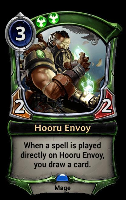 Card image for Hooru Envoy