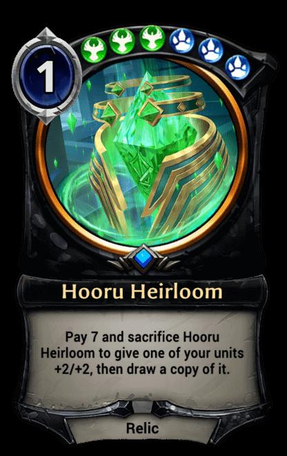 Card image for Hooru Heirloom