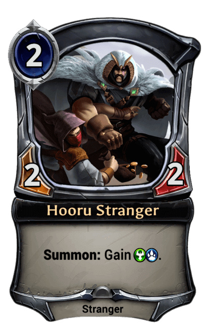 Card image for Hooru Stranger