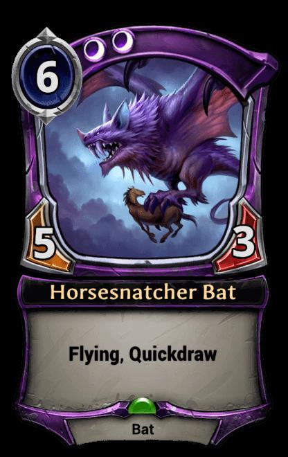 Card image for Horsesnatcher Bat