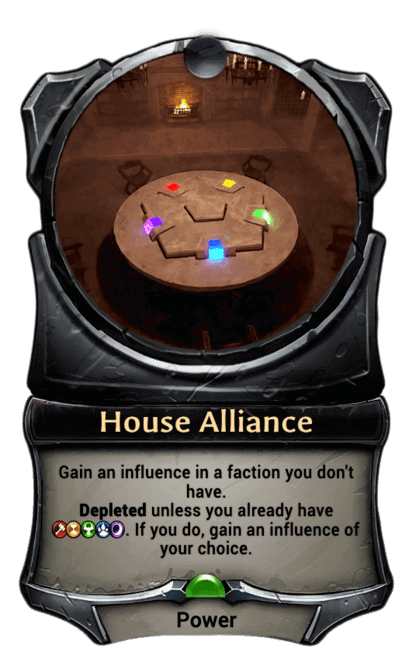 Card image for House Alliance