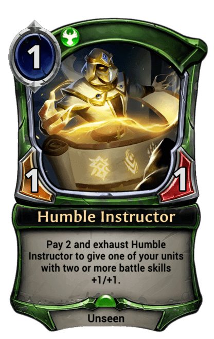 Card image for Humble Instructor