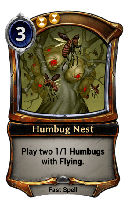 Card image for Humbug Nest