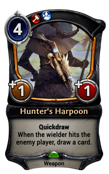 Card image for Hunter's Harpoon