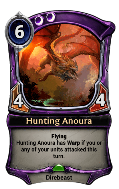 Card image for Hunting Anoura