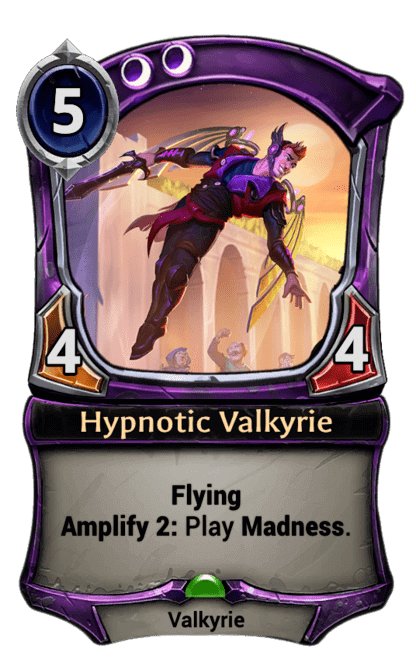 Card image for Hypnotic Valkyrie