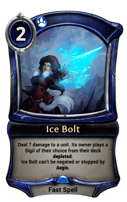 Card image for Ice Bolt