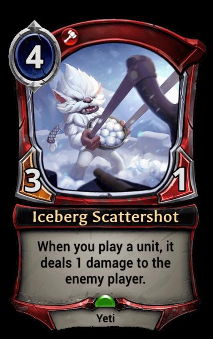 Card image for Iceberg Scattershot