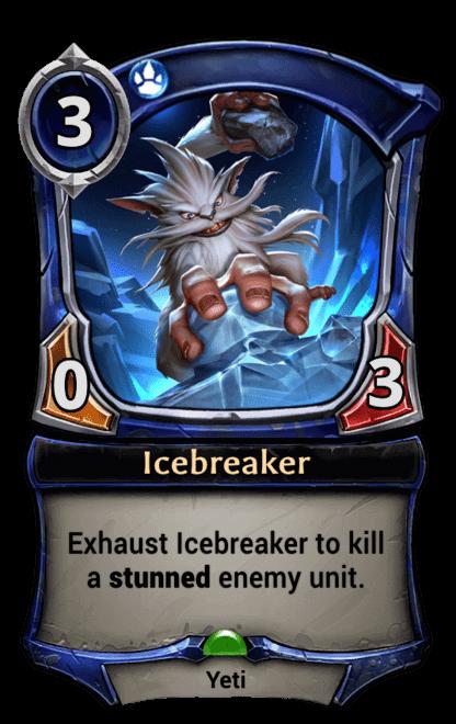 Card image for Icebreaker