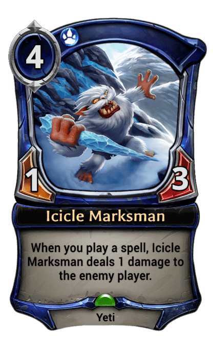 Card image for Icicle Marksman
