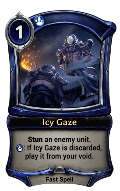 Card image for Icy Gaze