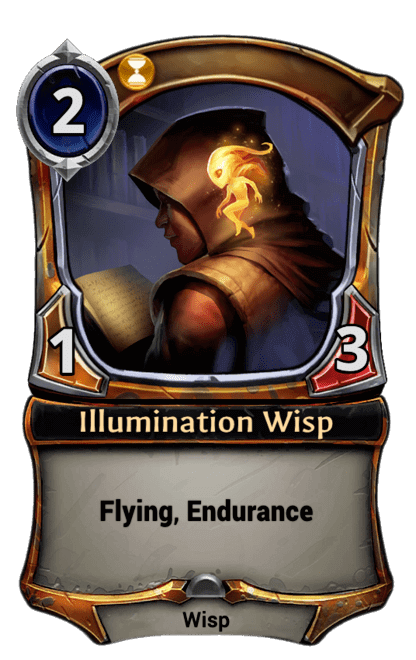 Card image for Illumination Wisp
