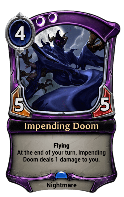 Card image for Impending Doom