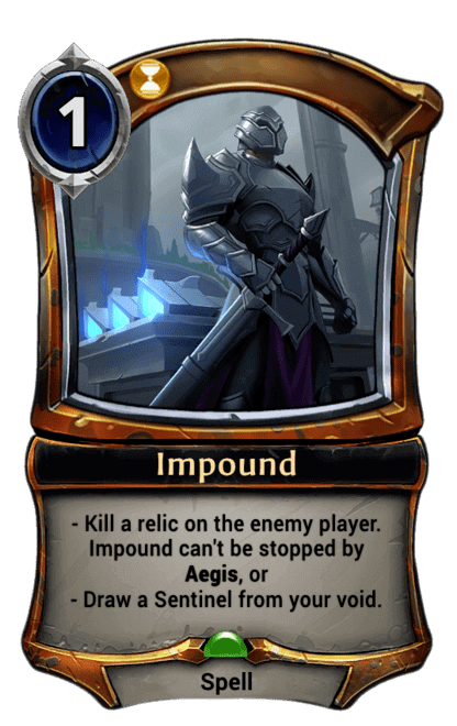 Card image for Impound