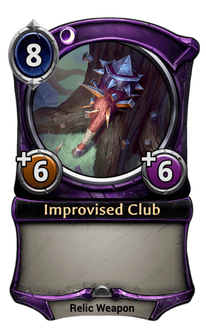 Card image for Improvised Club
