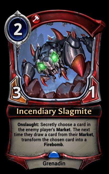 Card image for Incendiary Slagmite